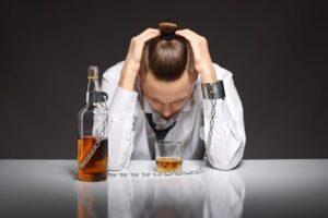 Симптомы алкоголизма у мужчин